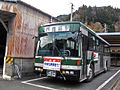 Entetsu Hokuen Bus in Misakubo-cho.jpg