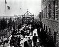 Entrée Convention nationale acadienne 1905 Caraquet.JPG