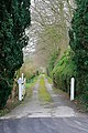 Entrance drive to Warren House - geograph.org.uk - 357174.jpg