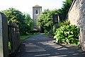 Entrance to Little Malvern Priory - geograph.org.uk - 836684.jpg