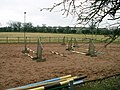 Equestrian centre at Pulley - geograph.org.uk - 138653.jpg