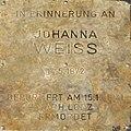 Erinnerungsstein für Johanna Weiss.jpg