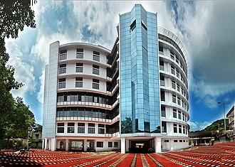 Kerala High Court - Ernakulam District Court Complex