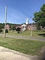 Ernest N. Roselle School Building at Southbury Training School.jpg