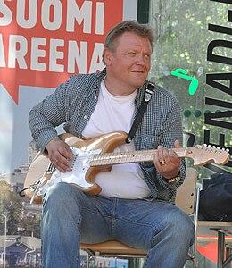 Esa Pulliainen Stratocaster