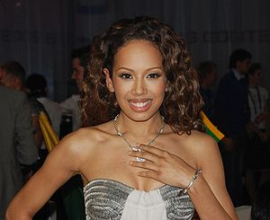 United Kingdom in the Eurovision Song Contest 2009 - Jade Ewen at the Final