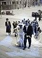 Esküvői fotó, 1948 Budapest. Fortepan 105307.jpg