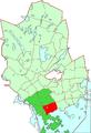 Espoo districts Kaitaa.png