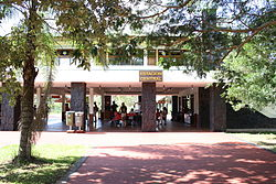 Estación Central, Tren Ecológico de la Selva.JPG