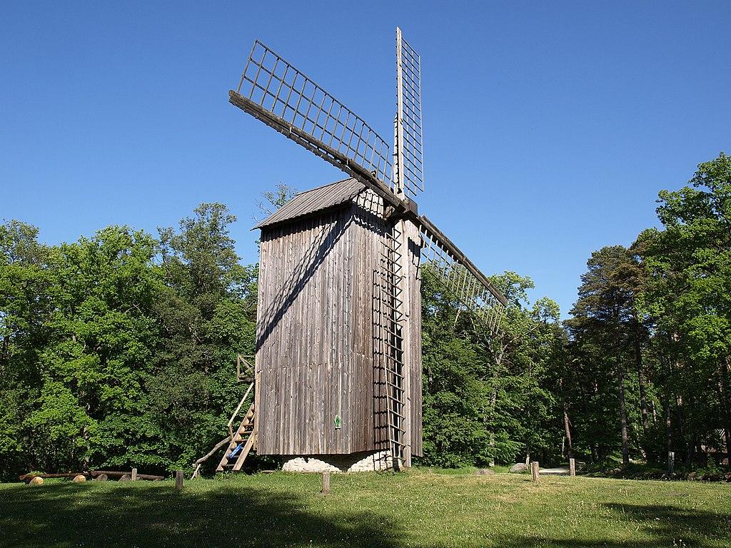 Musée ethnographique d'Estonie à Rocca al Mare, Tallin.