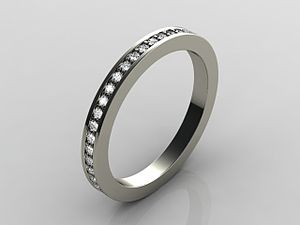 Eternity ring - Eternity ring