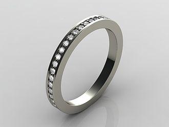 Eternity ring - Eternity ring