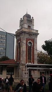 Etfal Hospital Clock Tower