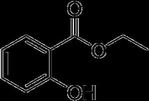Ethyl salicylate - Image: Ethyl salicylate