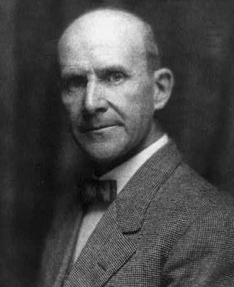 1920 United States presidential election in California - Image: Eugene Victor Debs