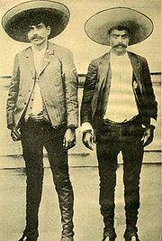 Eufemio et Emiliano Zapata