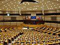 European Parlament Hemicycle Bryssels, Belgium 2016 02.jpg