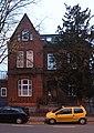 Ev. St. Jakobi-Kirche, Pastorenhaus in Bremen, Kirchweg 57.jpg