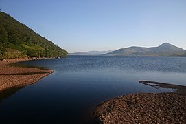 Evening View South over Loch Loyal - geograph.org.uk - 532832.jpg