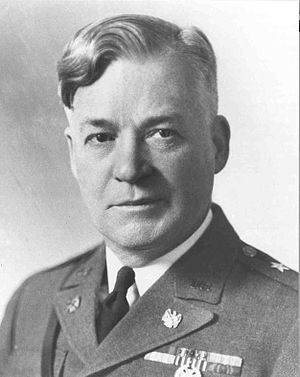 William G. Everson - General Everson as National Guard Bureau Chief