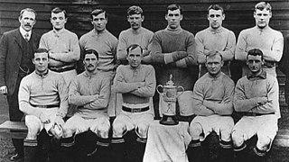 1905–06 FA Cup football tournament season