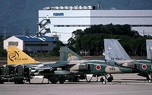 6th Tactical Fighter Squadron (JASDF) - Mitsubishi F-1 (1994)