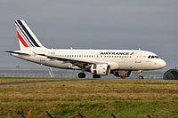 F-GRXA - A319 - Air France