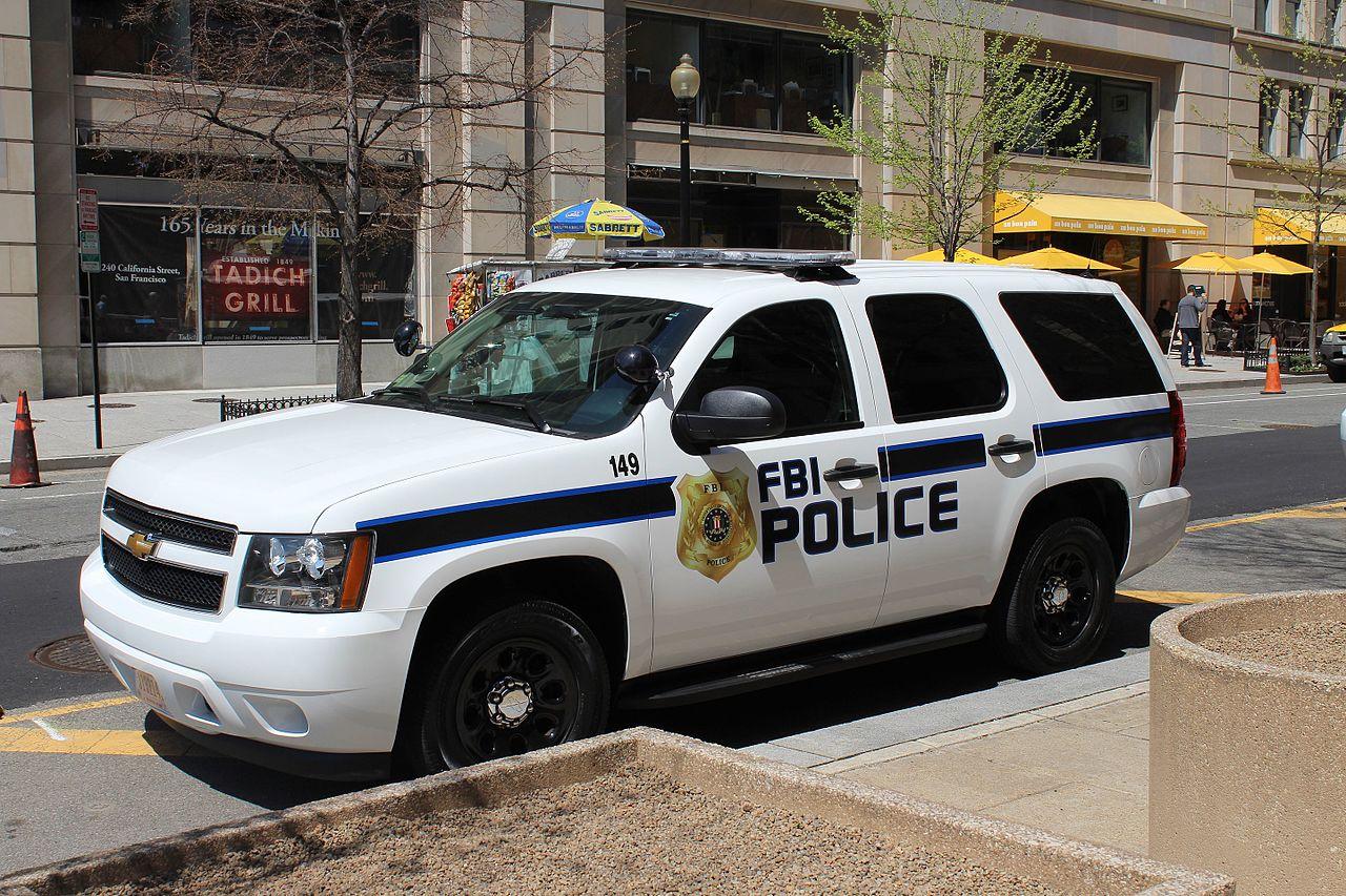 File:FBI Police Chevy Tahoe (17218856245) jpg - Wikimedia Commons