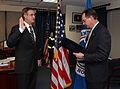 FEMA - 29063 - R3 Director John Sarubbi being sworn in by David Paulison.jpg
