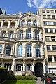 Façade de maison remarquable, avenue de Tervueren, 162.JPG