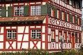 Fachwerk des Gasthaus (Steakhouse) Frohsinn in Uttwil TG.jpg
