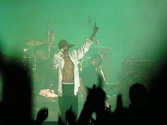 Faithless - Faithless at the Orange Music Experience Festival, Haifa, 27 June 2005
