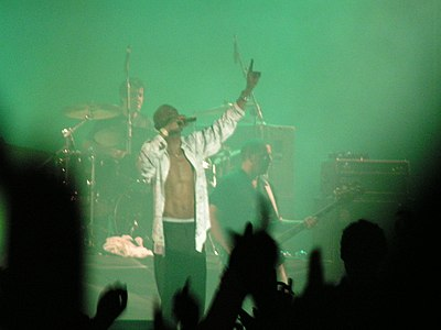 Picture of a band or musician: Faithless