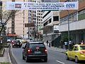 Faixa sobre obras do programa Nova Juiz de Fora - Avenida Presidente Itamar Franco.jpg