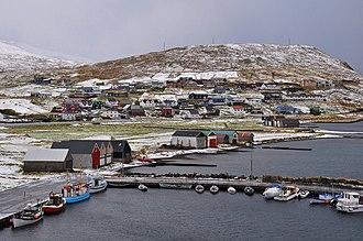 Hósvík - Image: Faroe Islands, Streymoy, Hósvík (2)