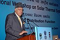 "Farooq Abdullah addressing at the ""National Workshop on Solar Thermal Systems"" and award distribution function, organized by Ministry of New & Renewable Energy, in New Delhi on December 17, 2013.jpg"