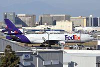 N642FE - MD11 - FedEx