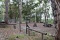 Fenced recreation area Fraser Island.jpg