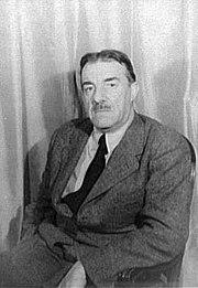 Fernand Léger, photographed by Carl Van Vechten, 1936