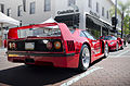 Ferrari F40 and Enzo (8756627372).jpg