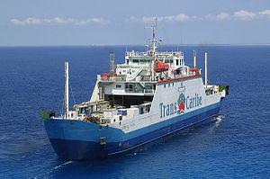Ferry Superflex Trader - Cozumel - 13 April 2011.jpg