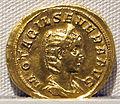 Filippo I, emissione aurea per otacilia severa, 244-249.JPG