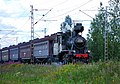 Finnish steam train (2709689076).jpg