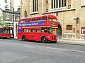 First London Routemaster RM1735 (735 DYE) Prince Consort Road May 2006.jpg