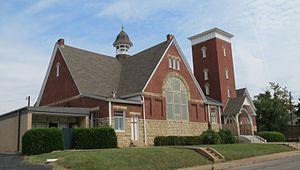 First Presbyterian Church (Paris, Texas) - Image: First Presbyterian Church Paris