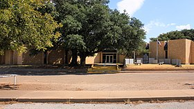 Fisher County Texas Courthouse 2015.jpg