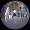 "Fisheye lenses - Canon 8-15 ""Shah Mosque Isfahan, Iran لنز فیش ای 8-19 کانن، مسجد شاه اصفهان.jpg"