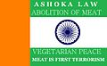 Flag.of.vegetarianism.ashoka.law.abolition.of.meat.jpg