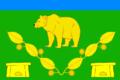 Flag of Bagovskoe rural settlement.png