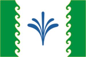 Gafuriysky District - Image: Flag of Gafuri rayon (Bashkortostan)